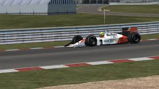 rFactor - F1 1988 - McLaren MP4/4 at Circuito do Estoril 1988