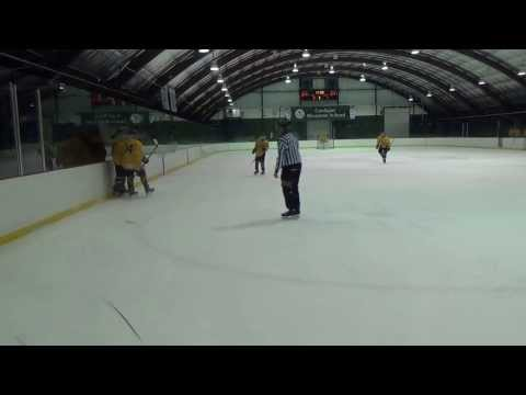 Green Mountain Glades 99 Bantam Major vs Cardigan Mountain School Varsity 1 25 14