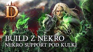 DIABLO 3 PL - BUILD Z NEKRO ( NEKRO SUPPORT POD KULKI )