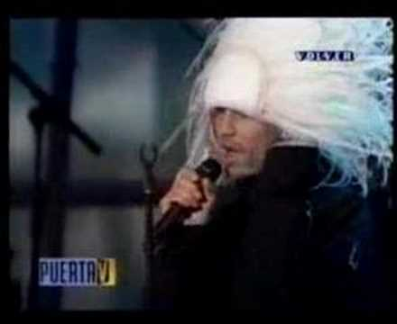 Jamiroquai - Cosmic Girl (live Argentina 1999) video