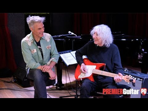 Albert Lee - Premier Guitarが機材インタビュー動画23分を公開 thm Music info Clip