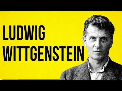 PHILOSOPHY - Ludwig Wittgenstein