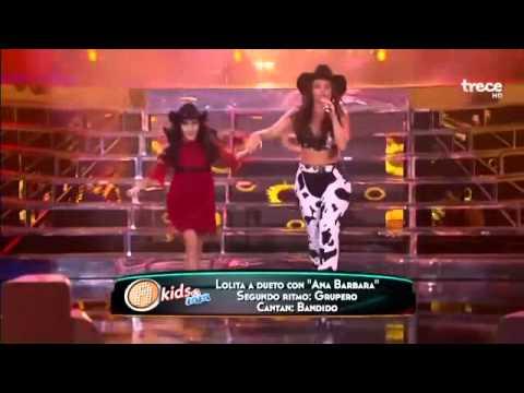 Lolita Mora - Unbreak My Hearth, Bandido & Boom Clap - Concierto 7 video