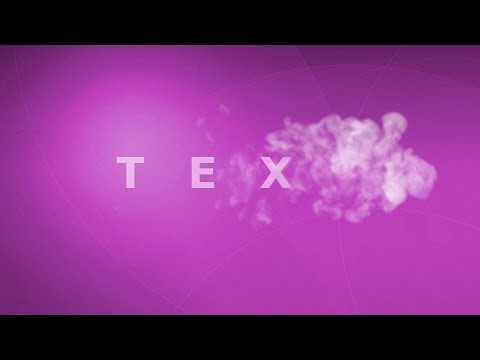 After Effects Tutorial: Smoke Text Effects