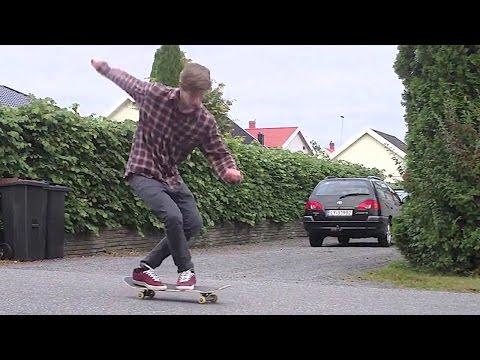 This Guy Redefines Flatground Skateboarding   Olli Fevang