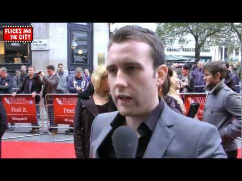 Matthew Lewis Interview on Wasteland & Harry Potter's Neville Longbottom