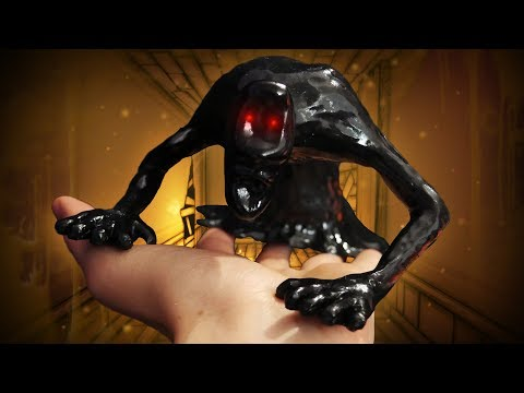 Making Giant Searcher from Bendy and the Ink Machine Chapter 3