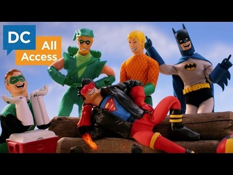 Inside Robot Chicken DC Special 2: Villains in Paradise (DCAA 209)
