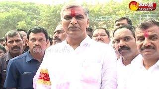 Harish Rao Speaks to Media - Won With Record Majority in Siddipet - #TelanganaElectionResults2018 - netivaarthalu.com