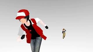 【MMD PKMN】 Running in the 90s 【10k Sub special】