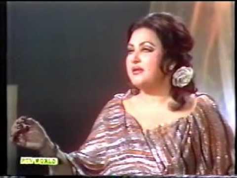 Sayoni Mera Mahi Meray Bhaag Jagawan Aa Gaya - Noor Jehan In Tarannum video