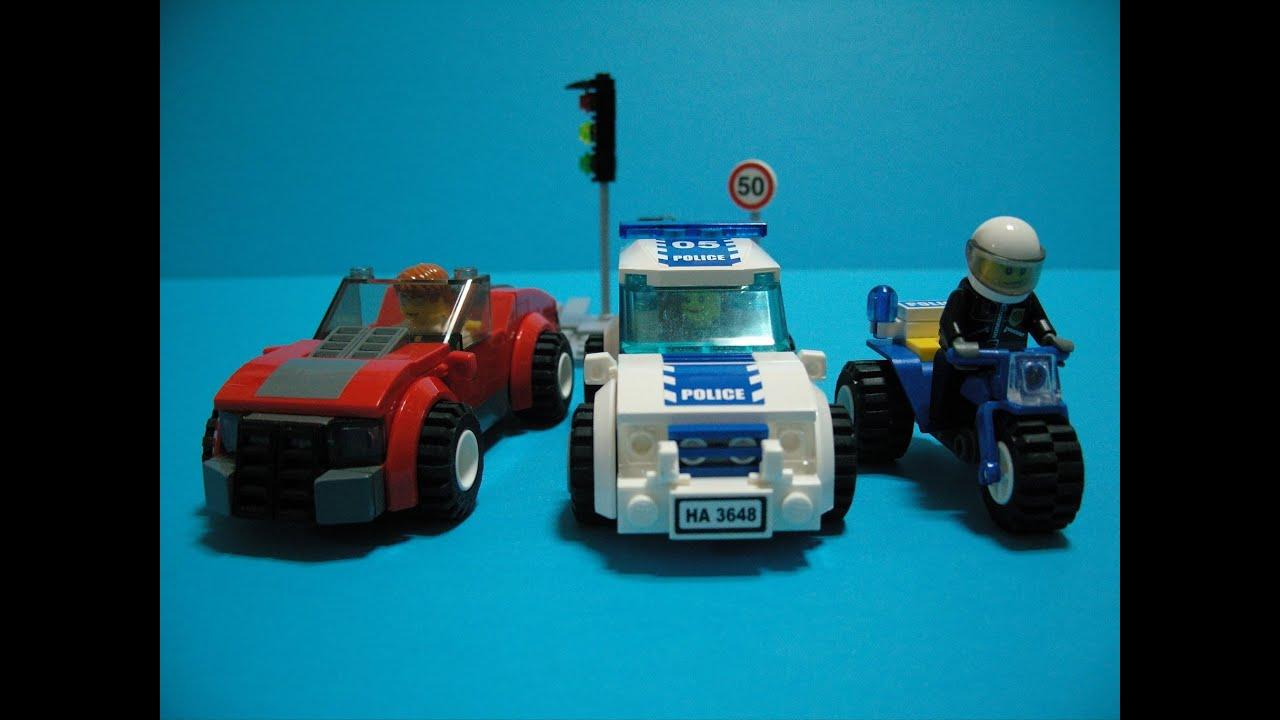 Police Car Lego Lego City Police Car Toys