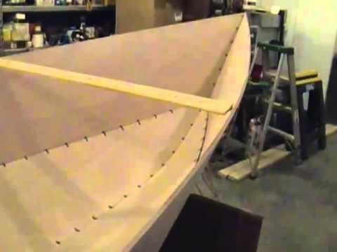 как шить лодки