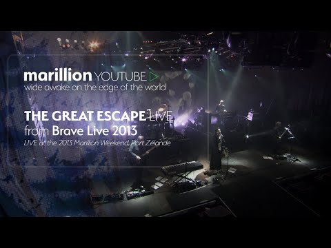 Marillion 'The Great Escape'