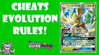 Leafeon GX – Brilliant New Pokémon Cheats the Evolution Rules! (And Heals)