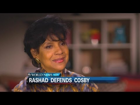 WEBCAST: Bill Cosby's TV Wife Speaks Out