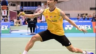 [TCH] Lee Chong Wei Skill Footwork and Net Shot 2015