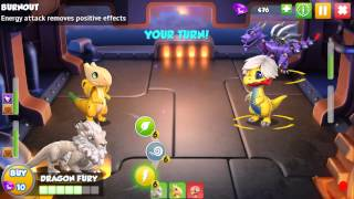 Dungeon Fights - Dragon Mania Legends
