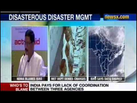 Uttarakhand floods: Disaster Management failure