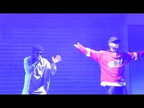 Big Sean w/ Lil Wayne - Deep (Live)