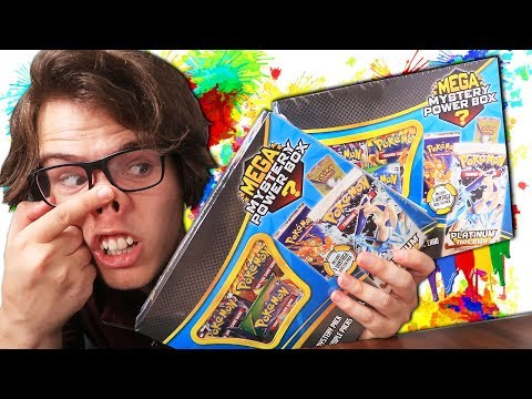 💫 Opening 3 Mega Mystery Power Boxes 💫 - Part 2/3