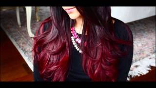 Cherry Cola Hair Color Is Excellent On Dark Or Black Hair Available Products