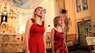 """Bon Operatit! Sings """"The Flower Duet"""" at French Quarter Festival"""