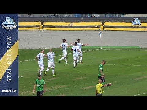 #H69.TV |BRAMKI| Stal Rzeszów - GKS Katowice |2019.09.07|