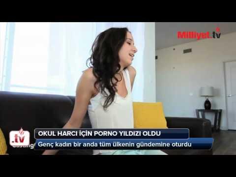 Porno Y�ld�z� Oldu