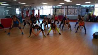 Guachineo by Chocolate. Zumba Routine by Jorge