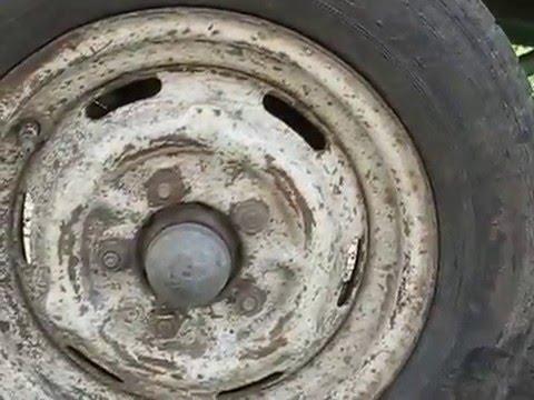 Тормоза на прицеп мотоблока своими руками