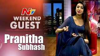 actress-pranitha-exclusive-interview-dynamite-manchu-vishnu-deva-katta-weekend-guest-ntv