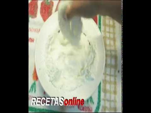 Calamares a la romana - Receta de cocina RECETASonline.net
