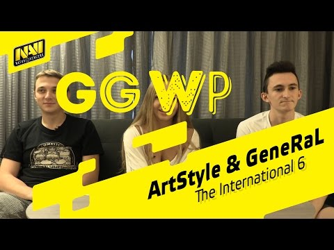 GGWP #4 - ArtStyle & GeneRaL (ENG SUBS!)