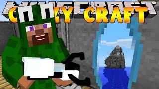 Minecraft Crazy Craft 3.0 : PORTAL GUNS #13
