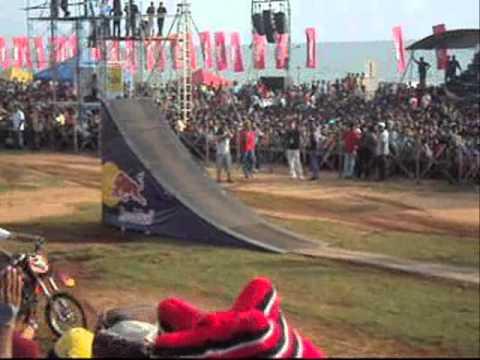Red Bull X Fighters 2011sri Lanka video