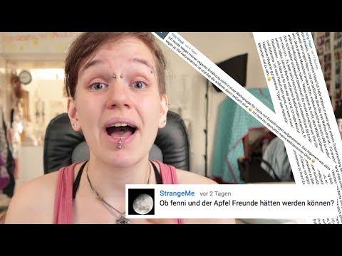 """Hallo Bulimie: Kommentarvideo zu """"Veganismus & Essstörungen"""""""