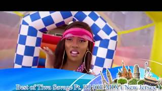 Best of Tiwa Savage Ft. DJ JOE MIX ( New Jersey )