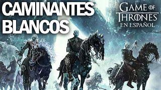 Caminantes blancos | Game of Thrones en español