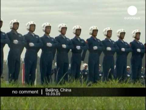 China Military Rehearsal