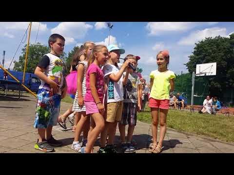 Festyn W Szkole Podstawowej Nr 32 W Częstochowie.