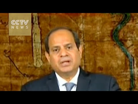 Egyptian president vows to preserve homeland after islands transfer