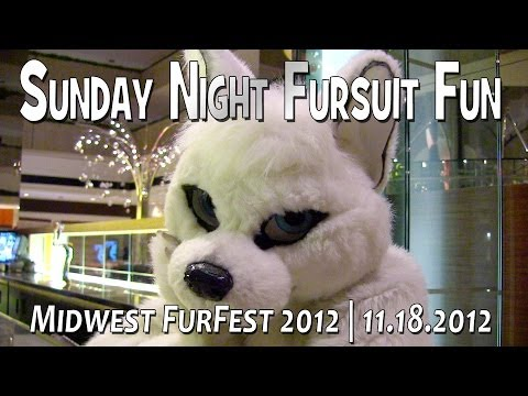 Sunday Night Fursuit Fun