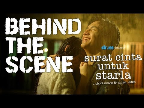 Surat Cinta Untuk Starla Short Movie - Behind The Scene