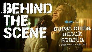 Surat Cinta Untuk Starla Short Movie - Behind The Scene