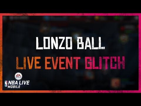 How to Easily Beat the Lonzo Ball Live Event - NBA Live Mobile