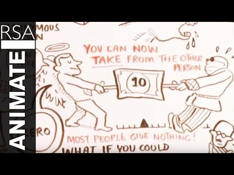 RSA Animate - Superfreakonomics