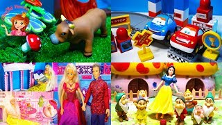 Bedtime Stories for Kids | Toys Story Compilation Kids Video