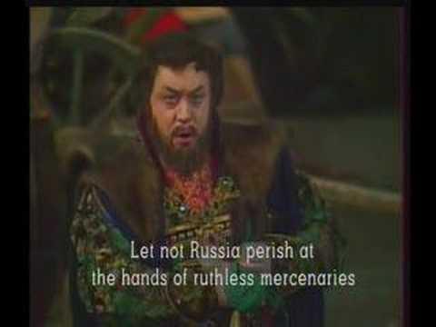 Mussorgsky - Khovanshchina. Full opera 9)