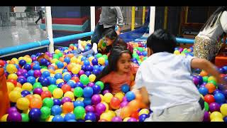Soft Play Area at Fun City Giga Mall